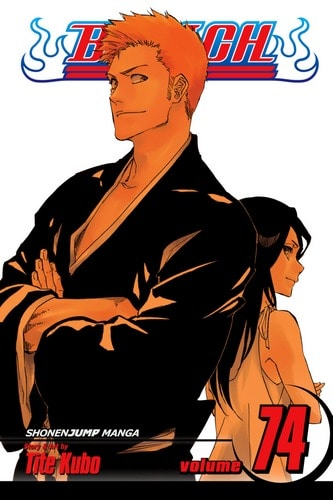Bleach Cover Volume 74