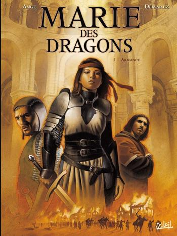 Cover Mary of Dragons