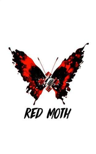 Cover Red Moth