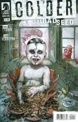 Cover Colder The Bad Seed