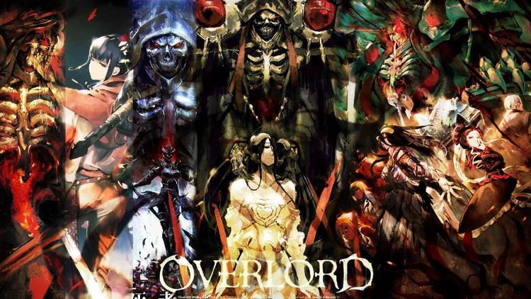 Cover Novel Overlord
